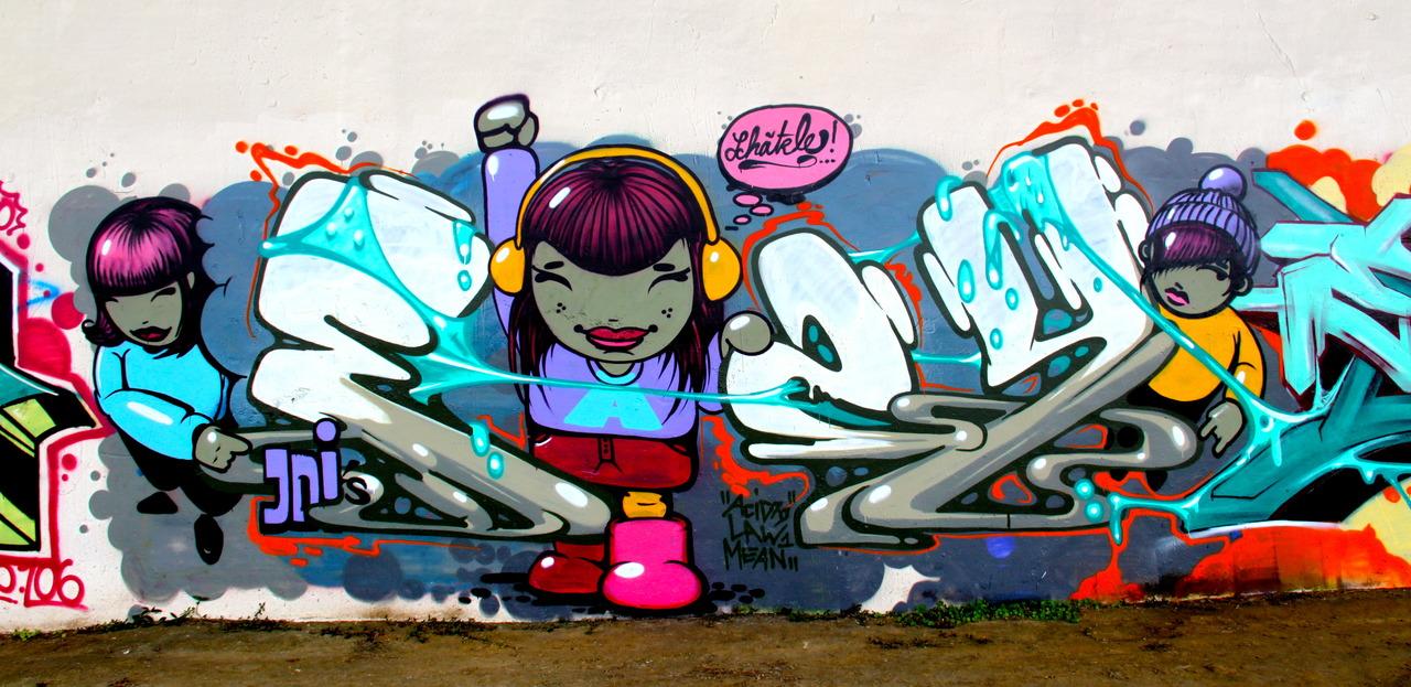 Graffiti Rap Image Hip Hop Street Art Hd Wallpaper Car Pictures 1280x623
