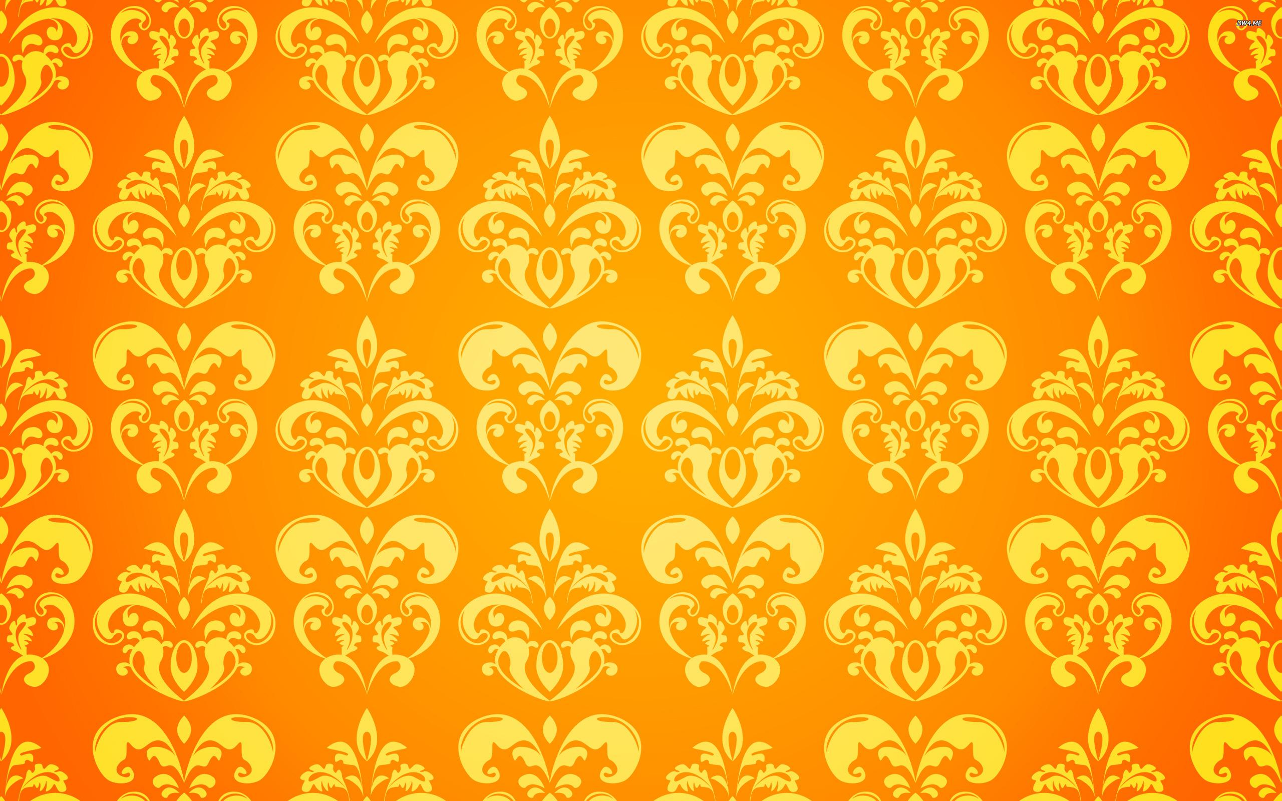 Vintage pattern wallpaper   Vector wallpapers   868 2560x1600