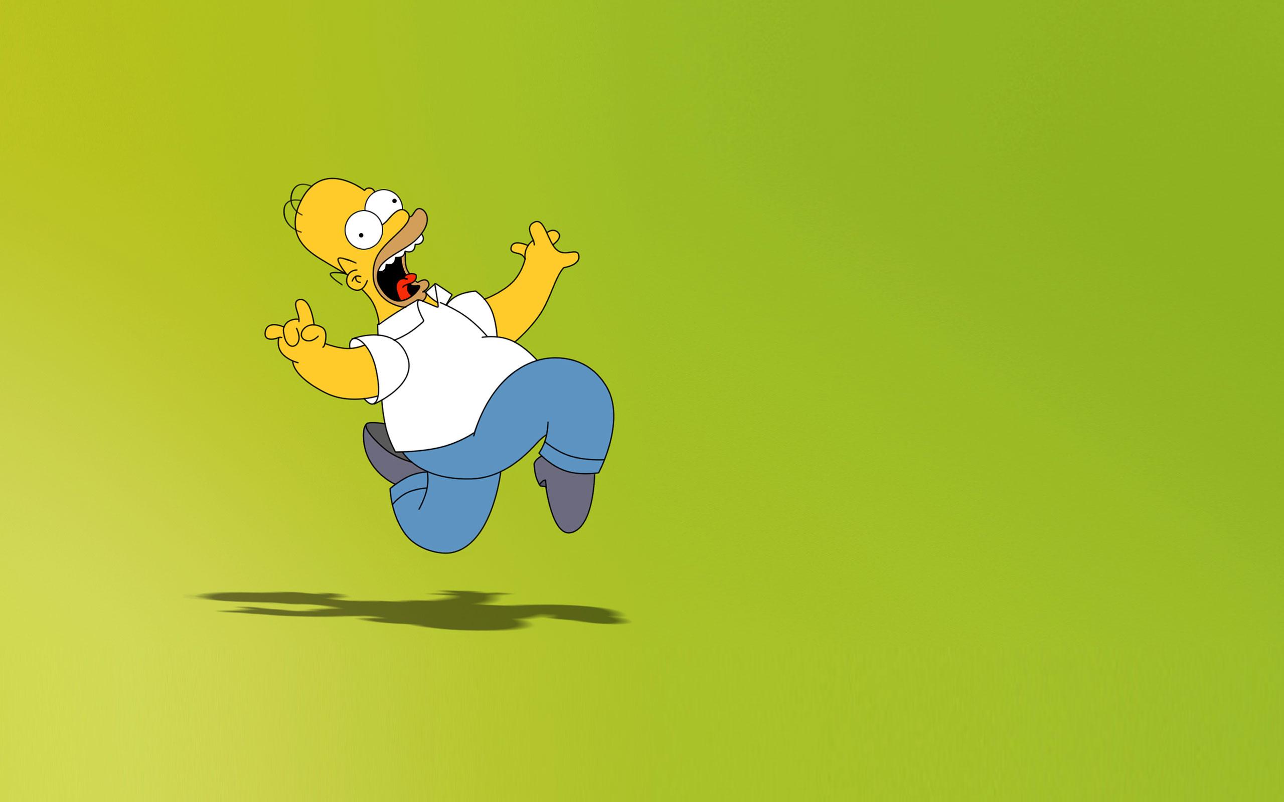 The Simpsons Wallpaper 2019 2560 x 1600   WallpaperLayercom 2560x1600