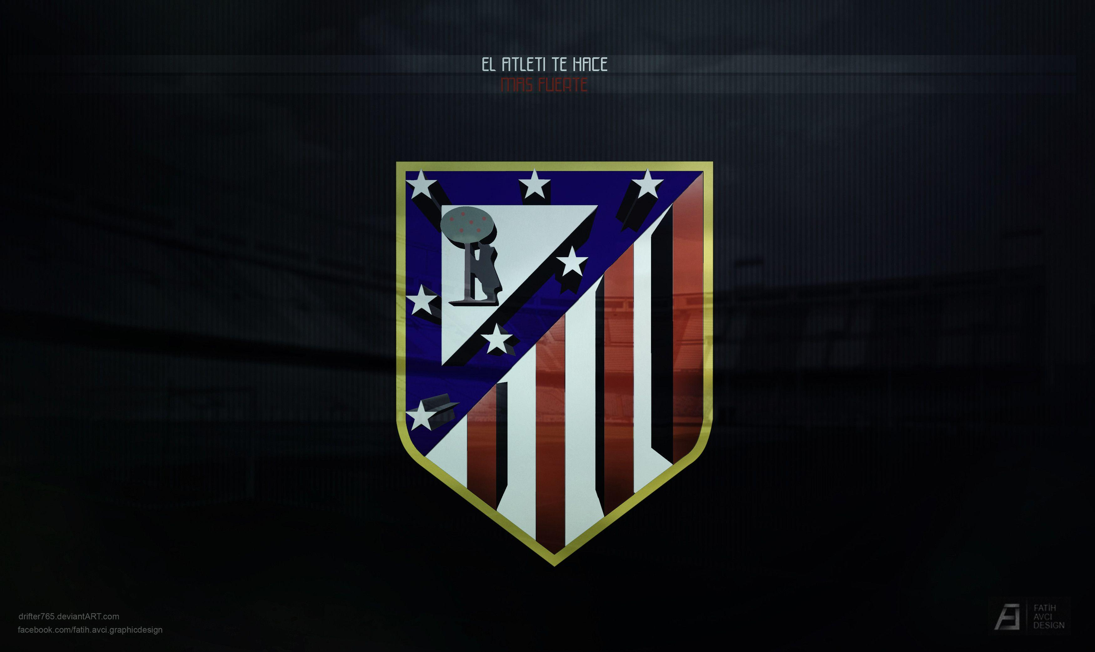 Atletico Madrid Wallpapers 3500x2083