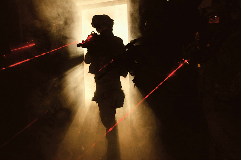 Swat Team Wallpaper He shot swat cops who kicked 800x534