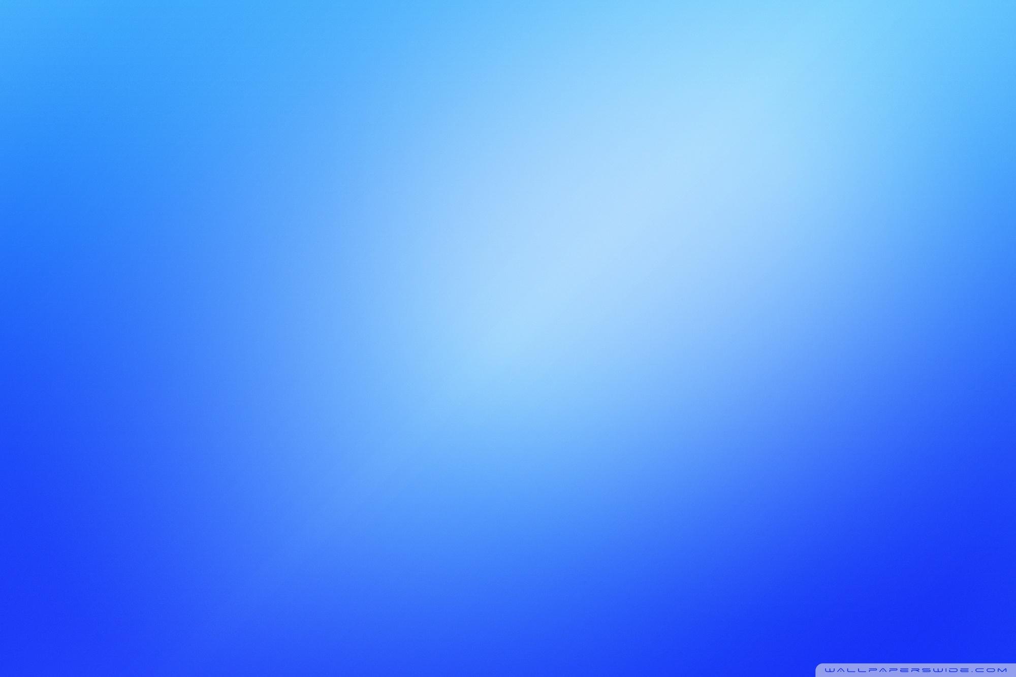 Free Download Blurry Blue Background I Hd Desktop Wallpaper