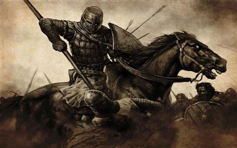 knightshorses knights horses mountblade medieval 1920x1200 wallpaper 800x500