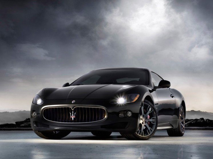 Maserati Granturismo Wallpaper Widescreen 23362 Wallpaper 745x558