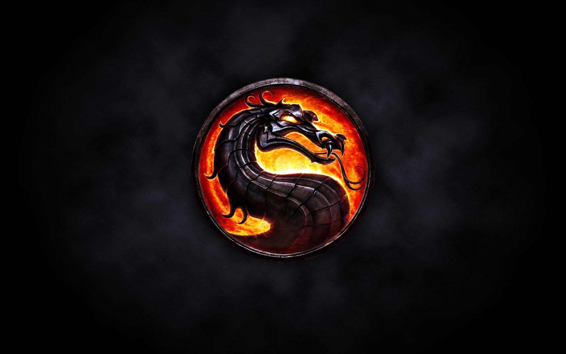 Mortal Kombat Logo Hd wallpaper   839296 1920x1200