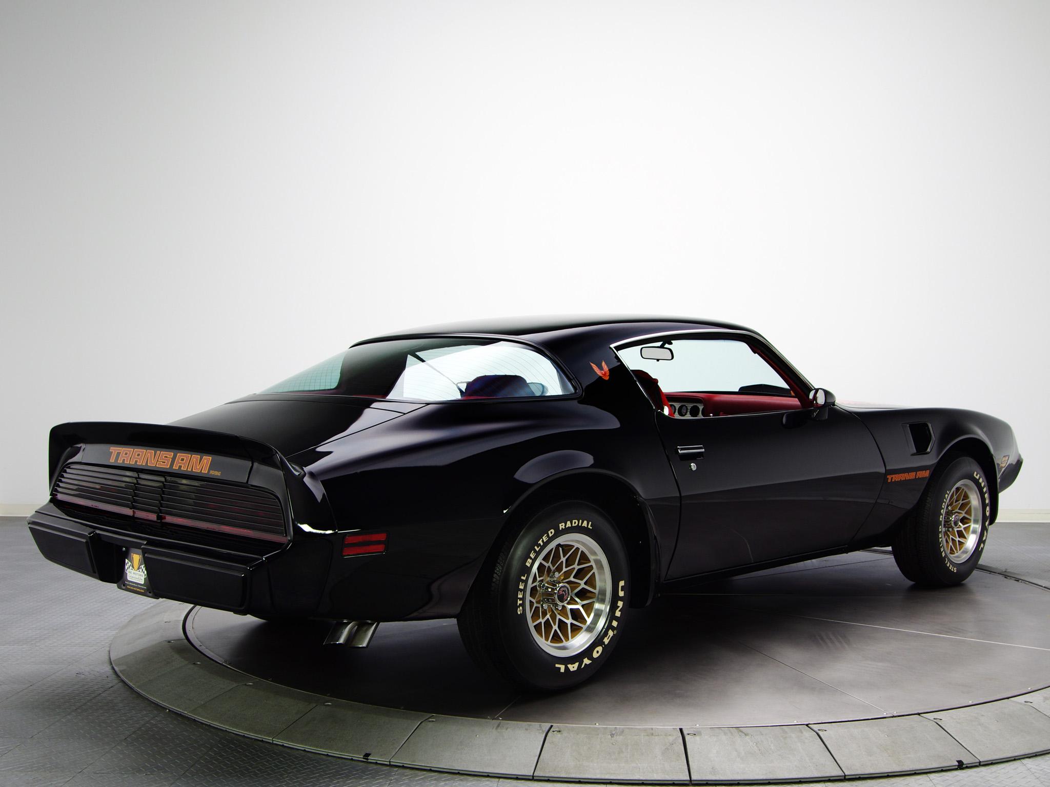 1979 Pontiac Firebird Trans Am 6 6 L80 muscle classic trans wallpaper 2048x1536