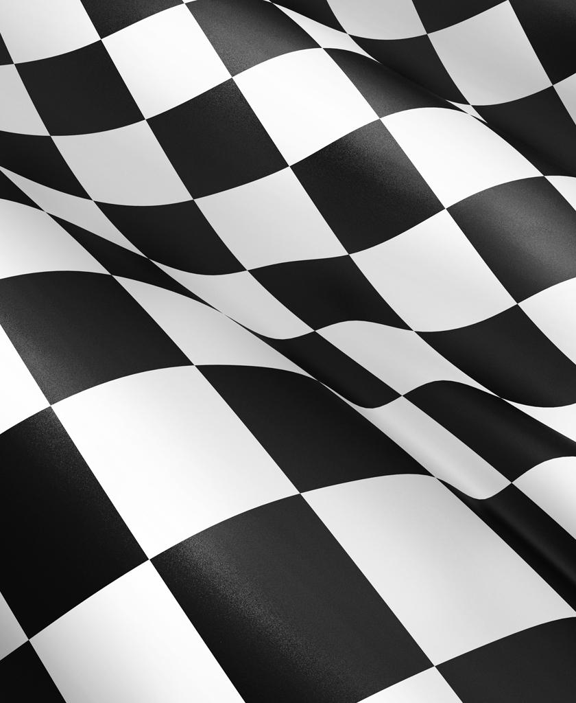 Checkered Flag Wallpaper 840x1024