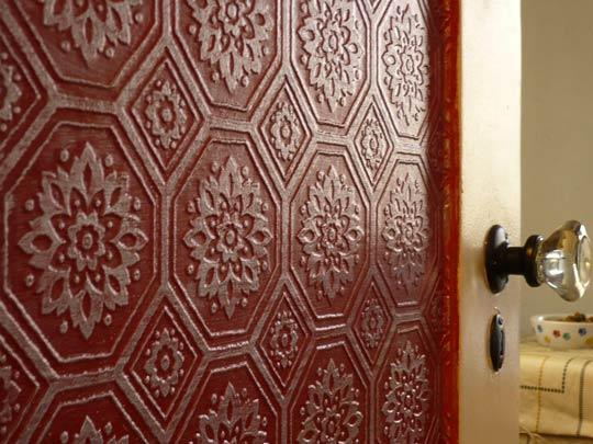 embossed wallpaper paintable 2015   Grasscloth Wallpaper 540x405