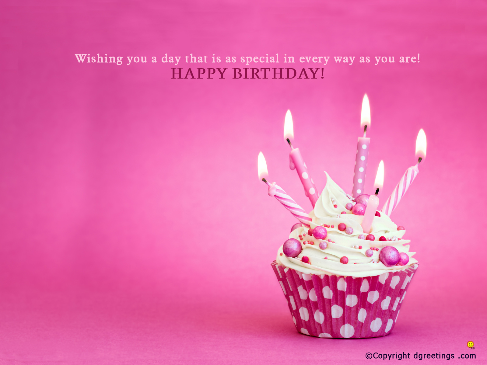 Free Birthday Wallpapers For Desktop Wallpapersafari