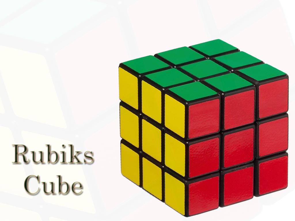 rubiks cube in martini - photo #13