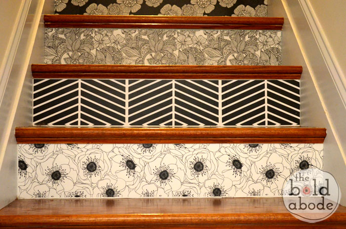 11 Surprising Uses for Wallpaper Around The House Hometalk 700x464