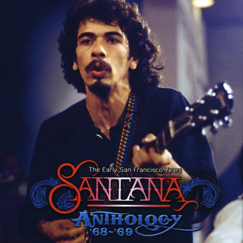 Santana 68 69 Early San Francisco Years 3 CD Cleopatra 1500x1500