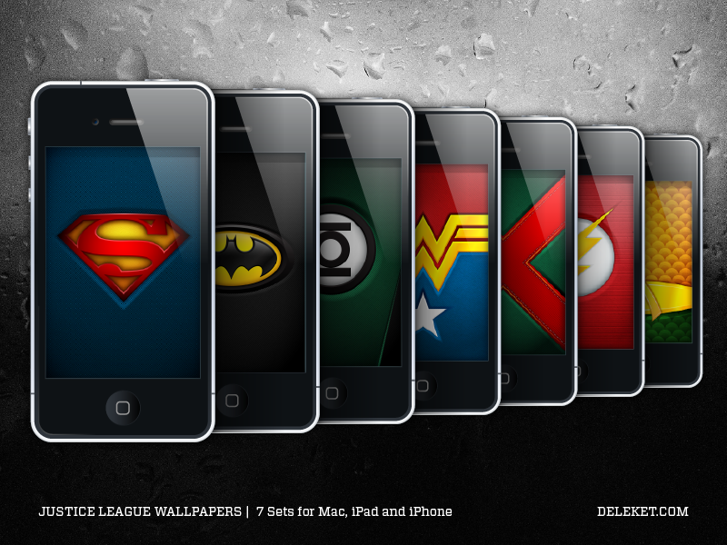 Justice League Wallpapers by deleket 800x600