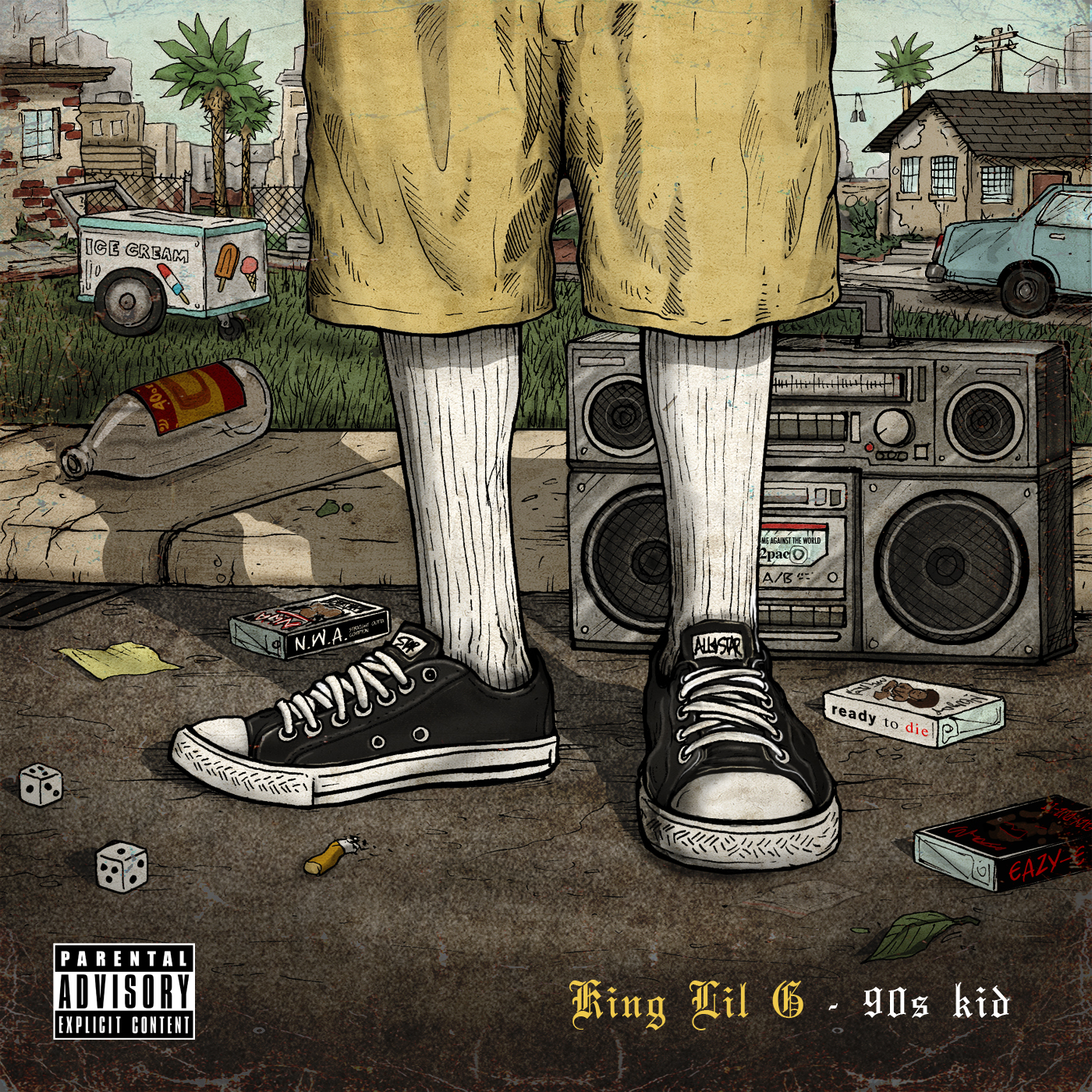 KING LIL G WALLPAPERS FREE Wallpapers Background images 1400x1400
