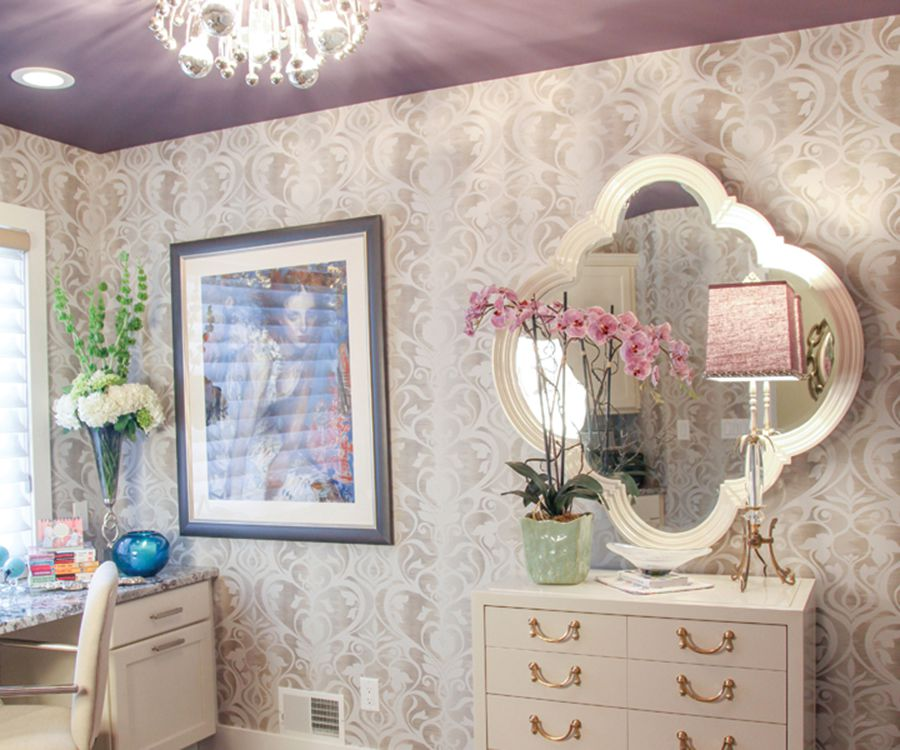 Wallpaper is coming back in a big way and its moving from your. ← Wallpaper World Springfield MO