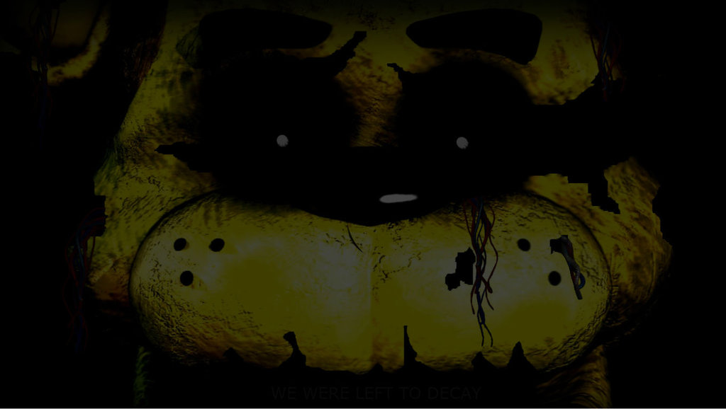Custom Golden Freddy Jumpscare by TommySturgis 1024x578