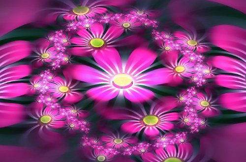 Real Live Moving Flower Wallpapers - WallpaperSafari