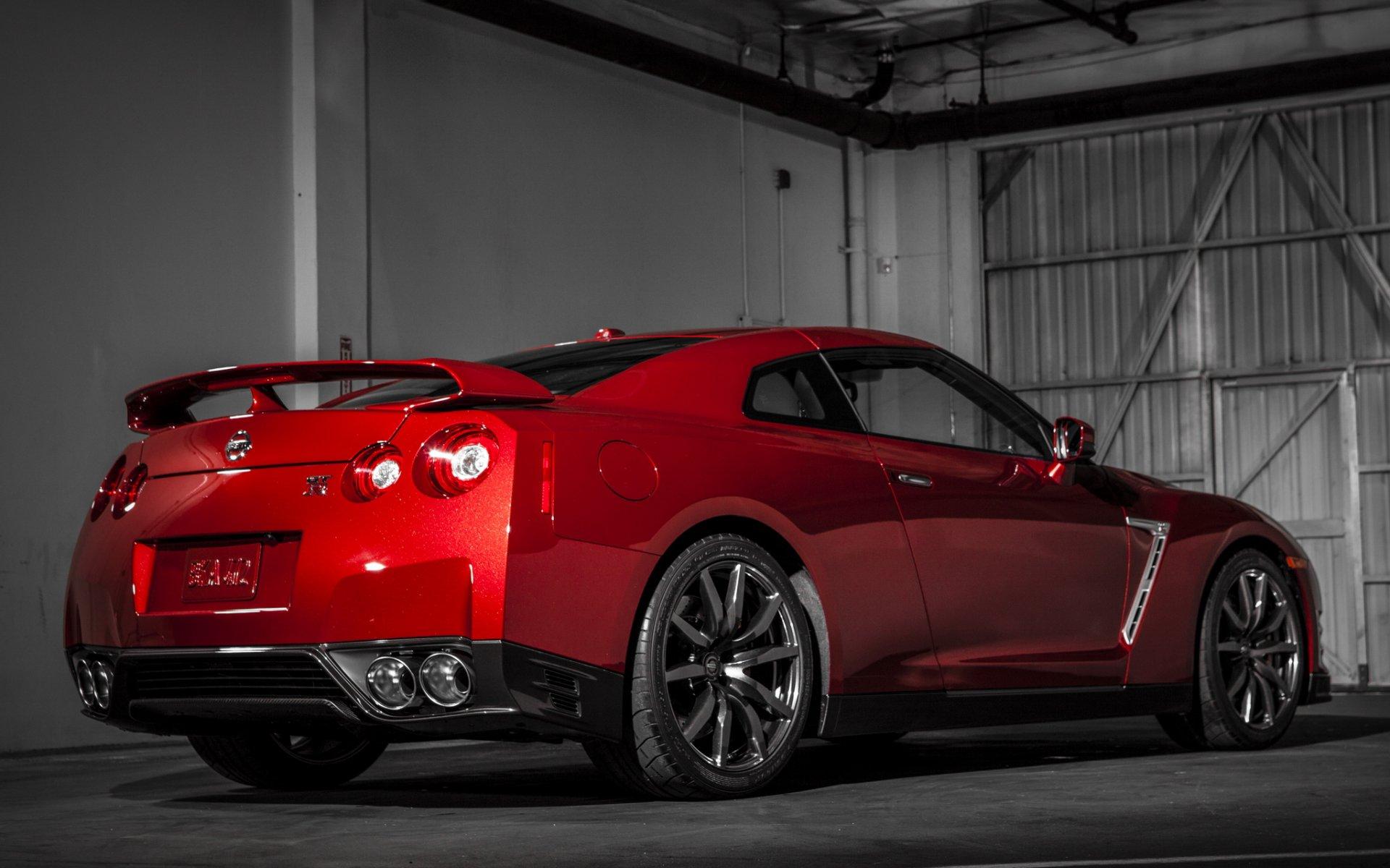 2014 Nissan GT R Sport Car Wallpaper   HD 1920x1200