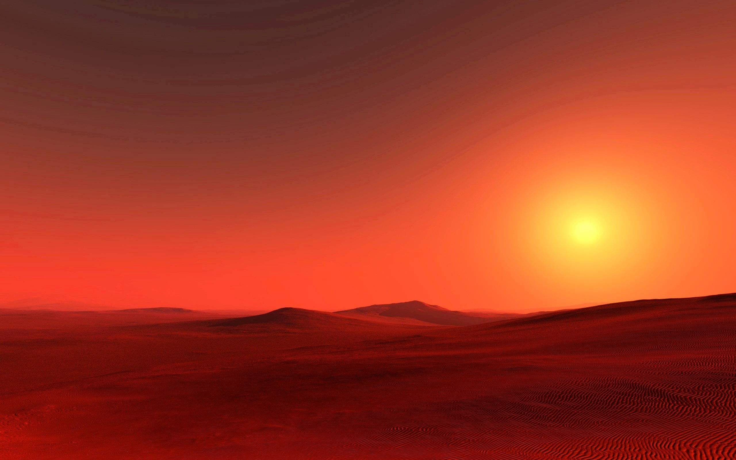 Sunset Wallpapers HD 2560x1600