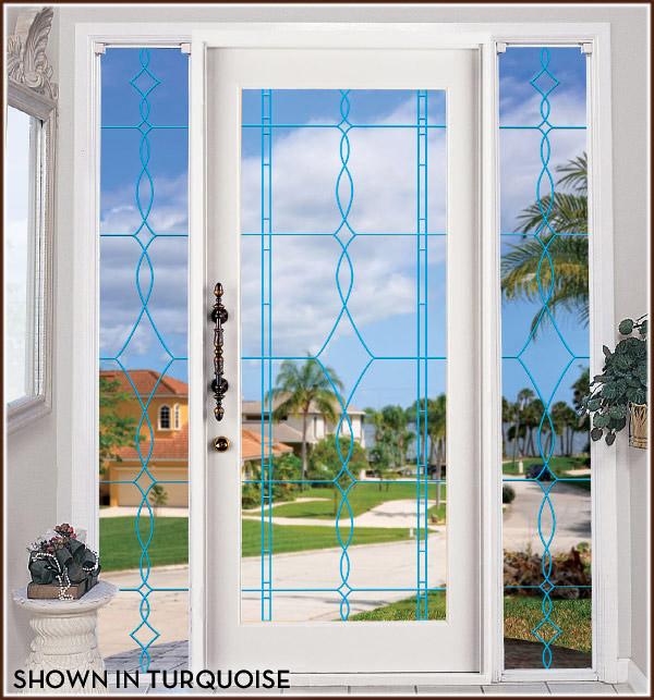Decorative Window Film Decorative Window Film For Shower Doors 600x643