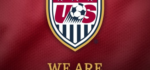 Usa Soccer Logo Wallpaper Us soccer we are indivisible 520x245