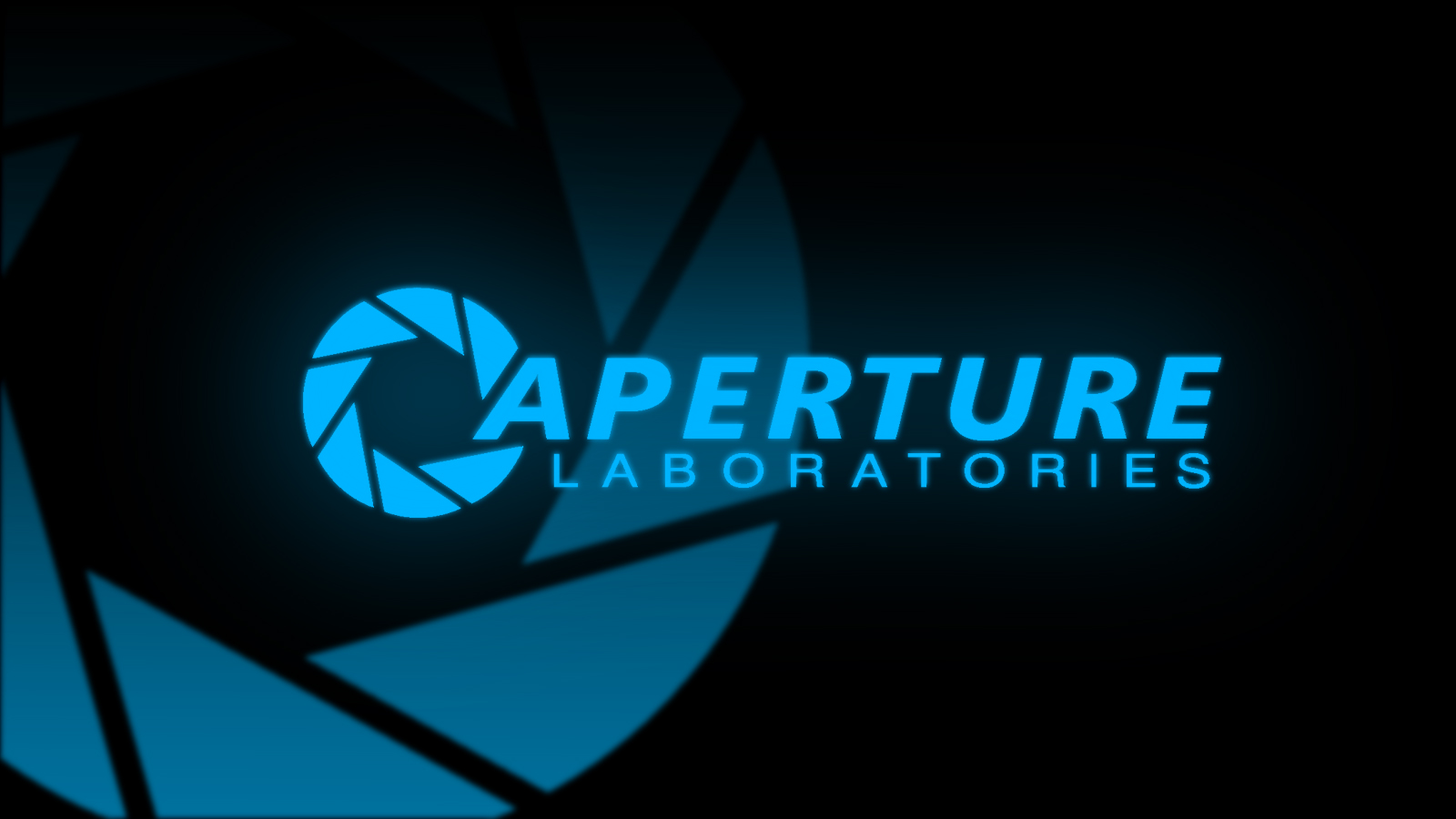 Yet Another Portal 2 Wallpaper by GhostedToast 1600x900