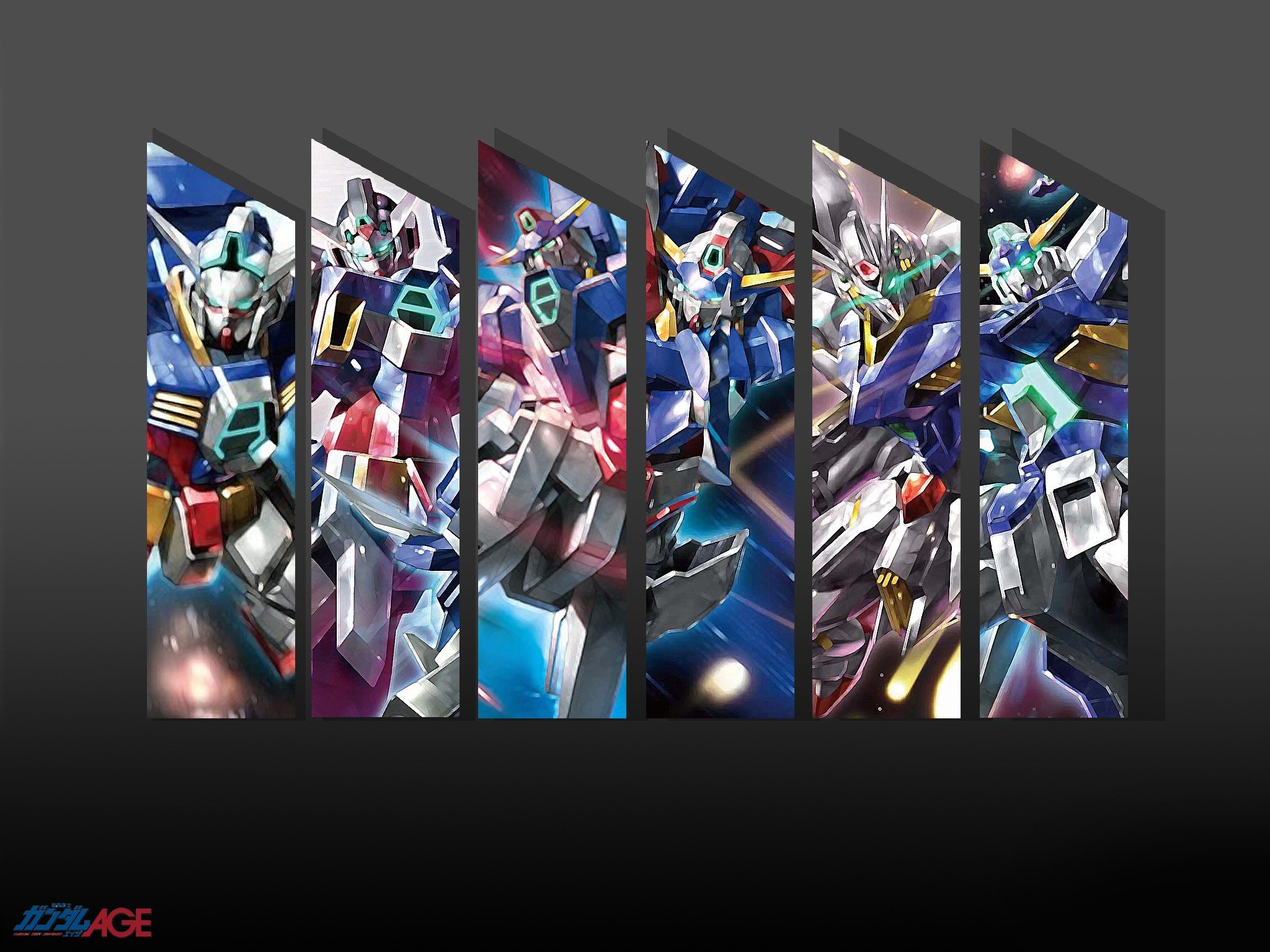 Gundam mecha Gundam age wallpaper background 2048x1536