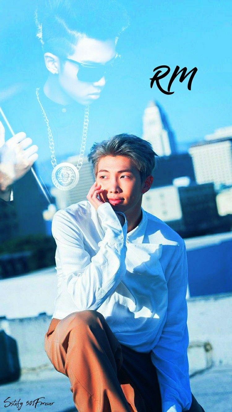 RM BTS WALLPAPER BTS in 2019 BTS Bts wallpaper Namjoon 750x1334
