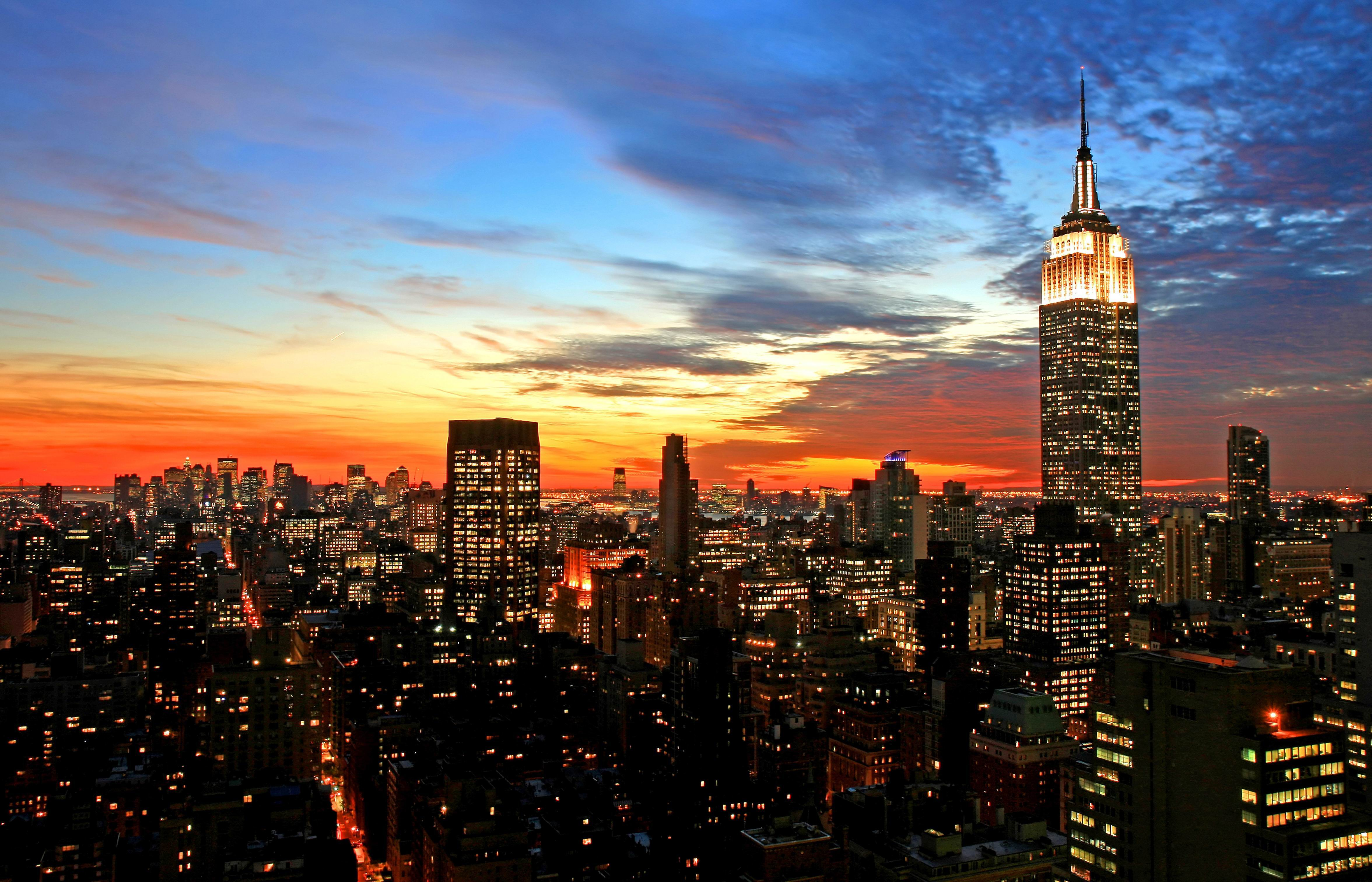Description Download New York City Skyline Ultra Hd Widescreen higher 4705x3025