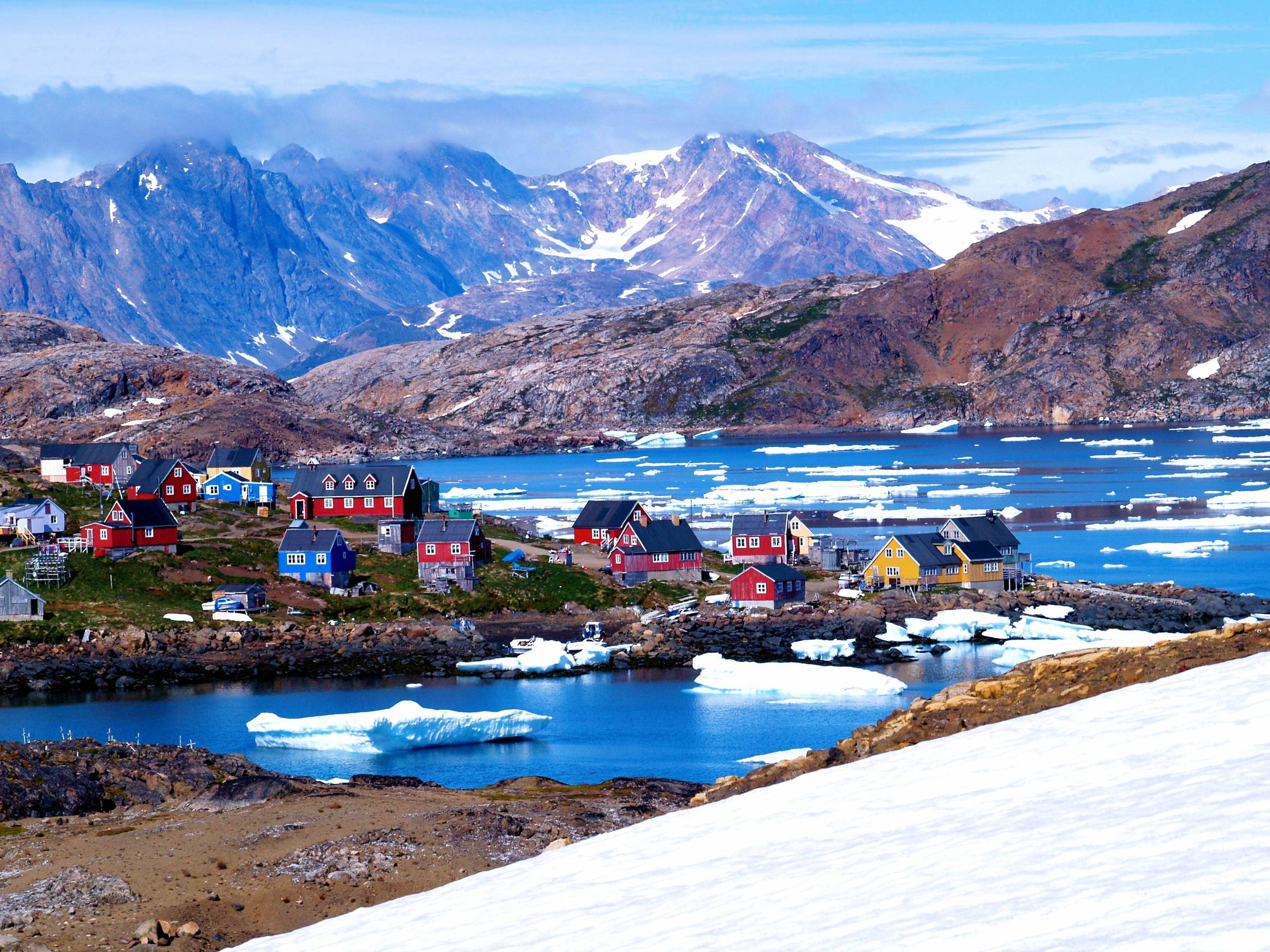 Download Greenland Wallpapers 2611x1958 40 Greenland Wallpaper