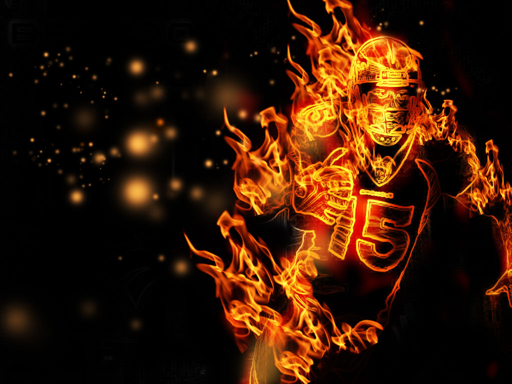 Wallpapers Playing With Fire: Brandon Marshall Wallpapers