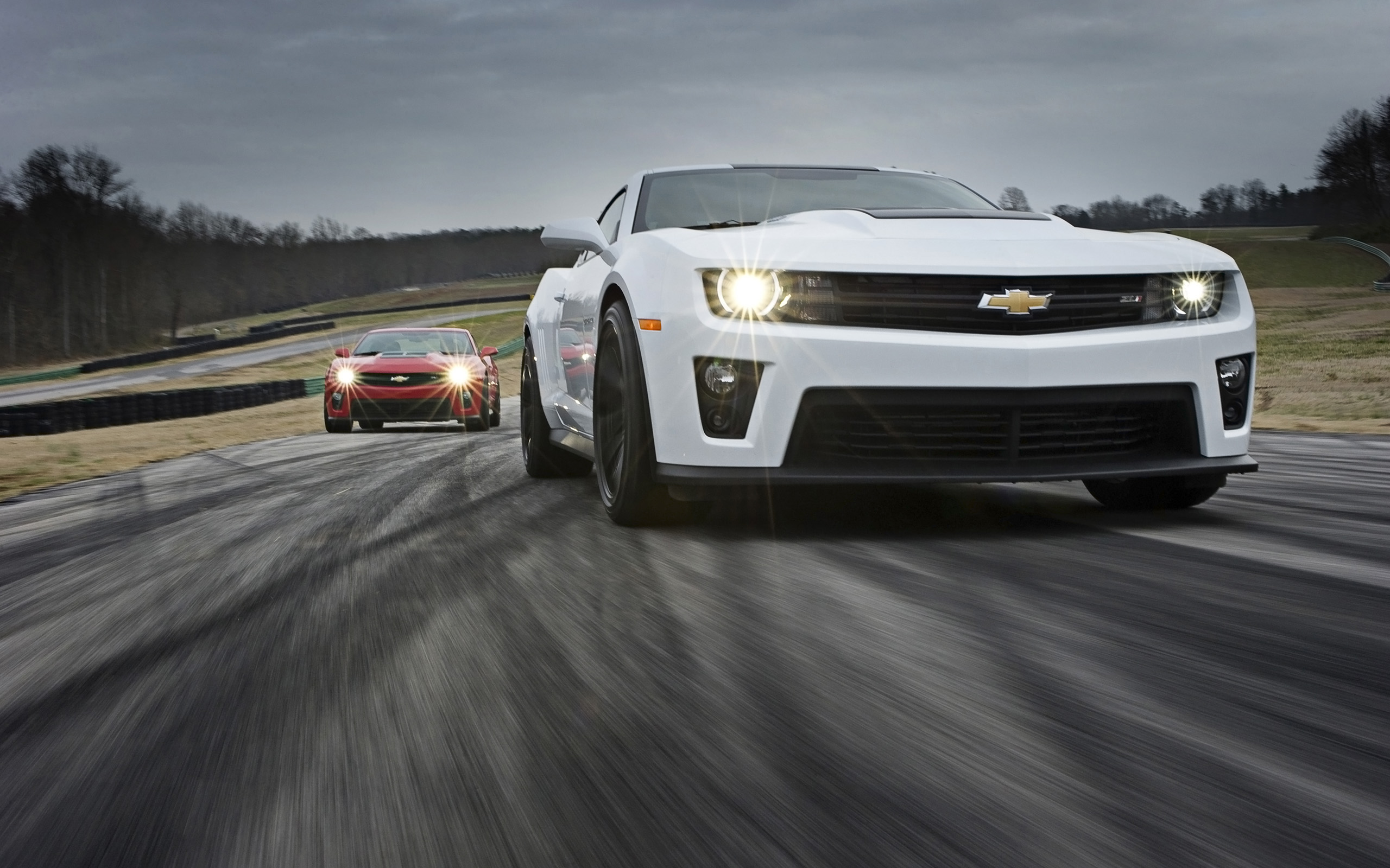 2014 Chevrolet Camaro ZL1 Wallpaper HD Car Wallpapers 2560x1600