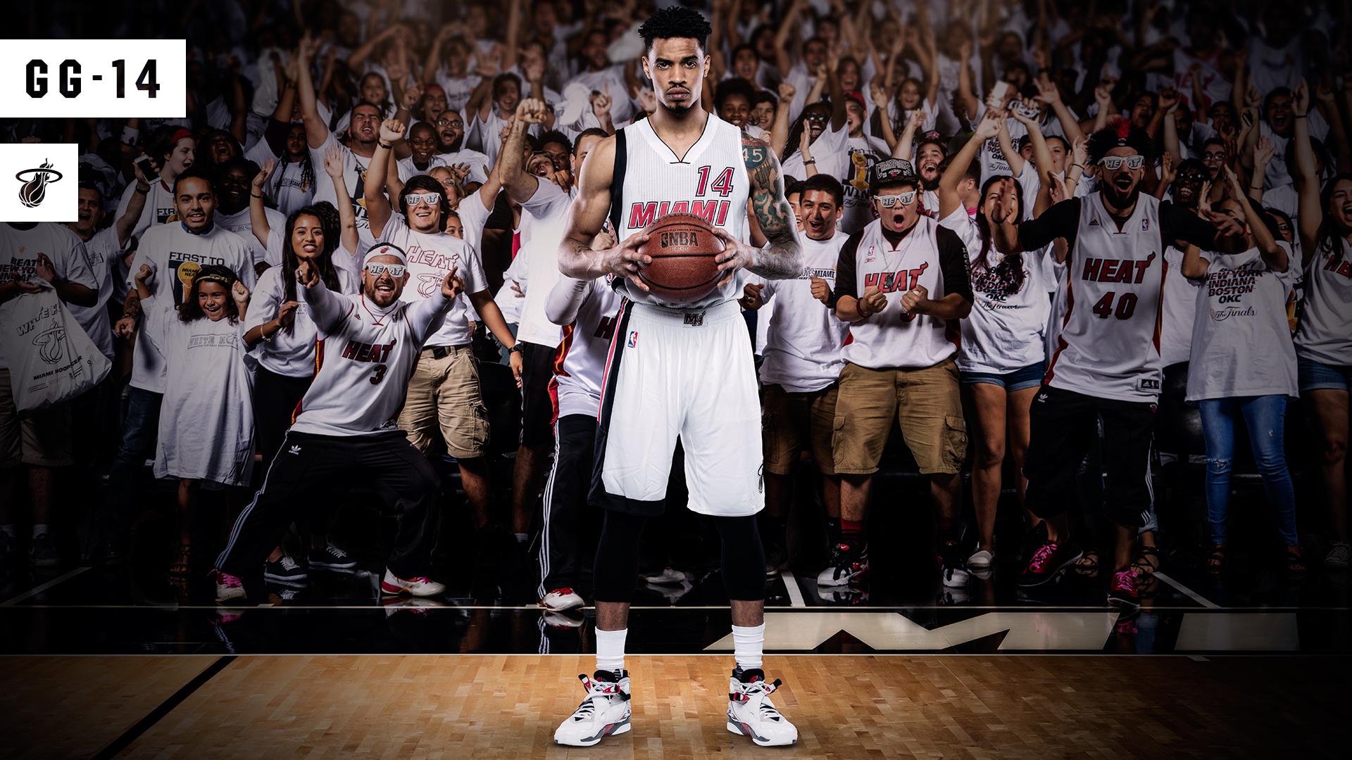 Nba Basketball Miami Heat Bedroom In: Miami Heat Screensavers And Wallpaper