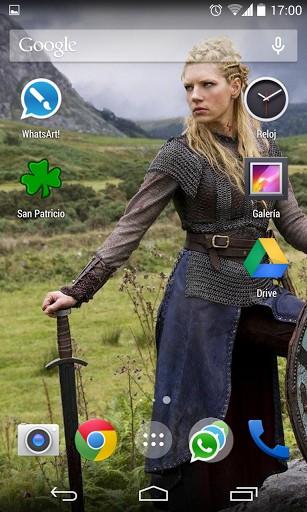 View bigger   Vikings Wallpapers HD for Android screenshot 307x512