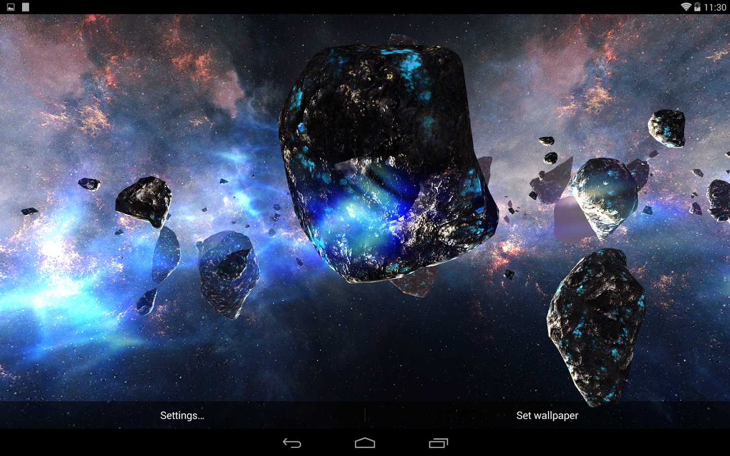 Asteroids Pack   Android Apps on Google Play 1440x900
