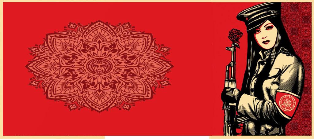 Obey Propaganda Wallpaper - WallpaperSafari