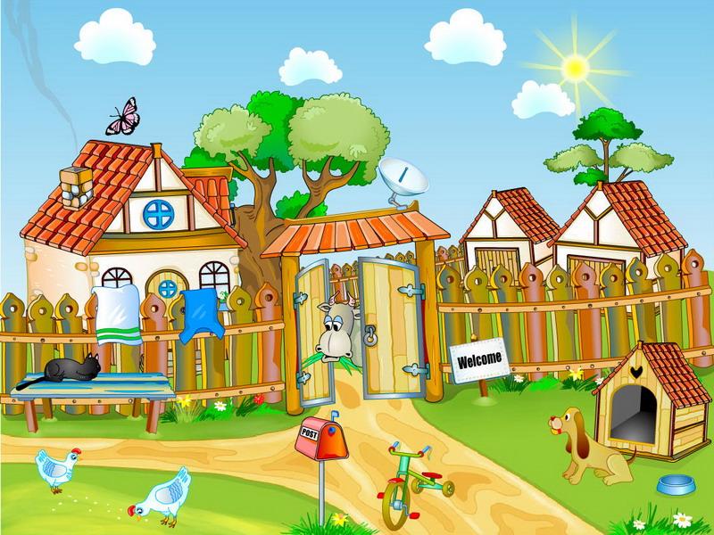 Download Farm Yard Screensaver 313 Mb 800x600