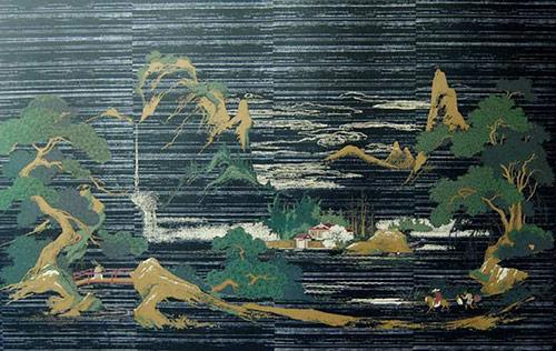 Mid Century Murals Pictures 500x316