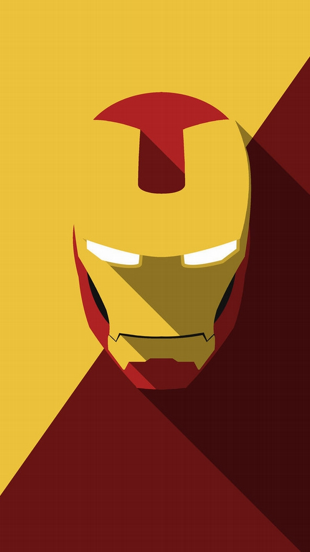Iron Man Mask HD Mobile Wallpaper   Vactual Papers 1080x1920
