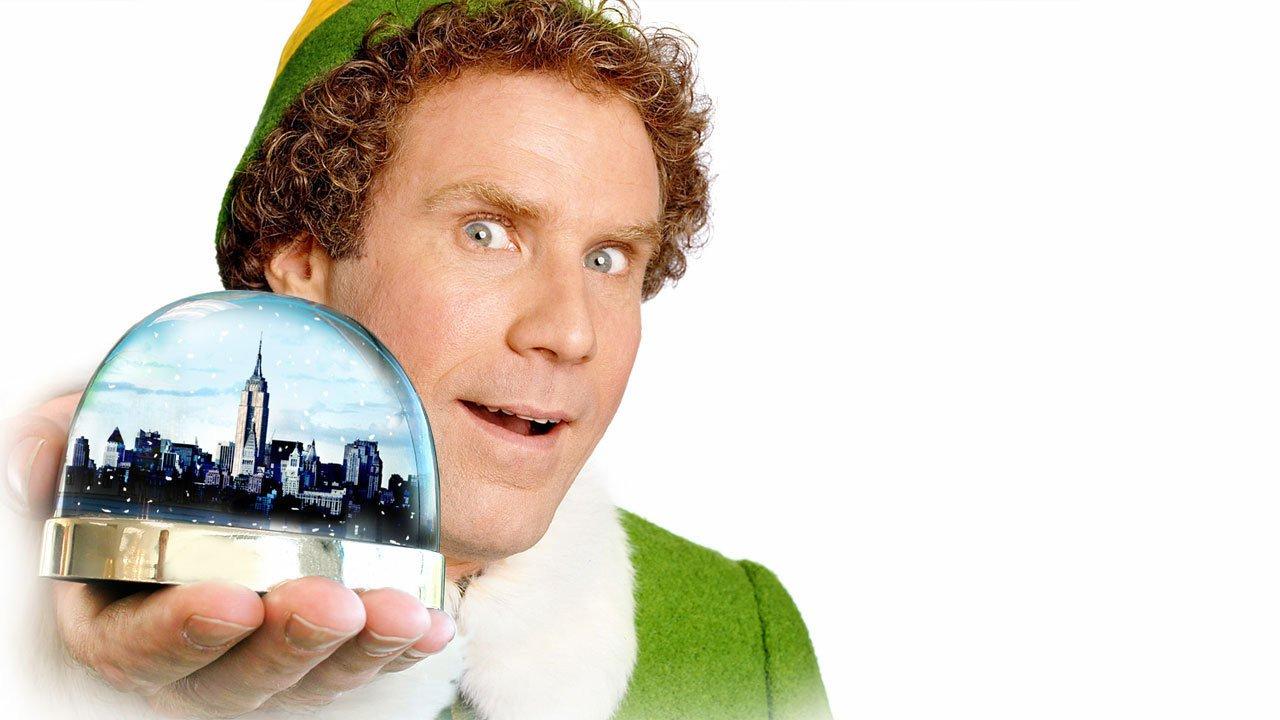 Buddy The Elf And Papa Elf Elf