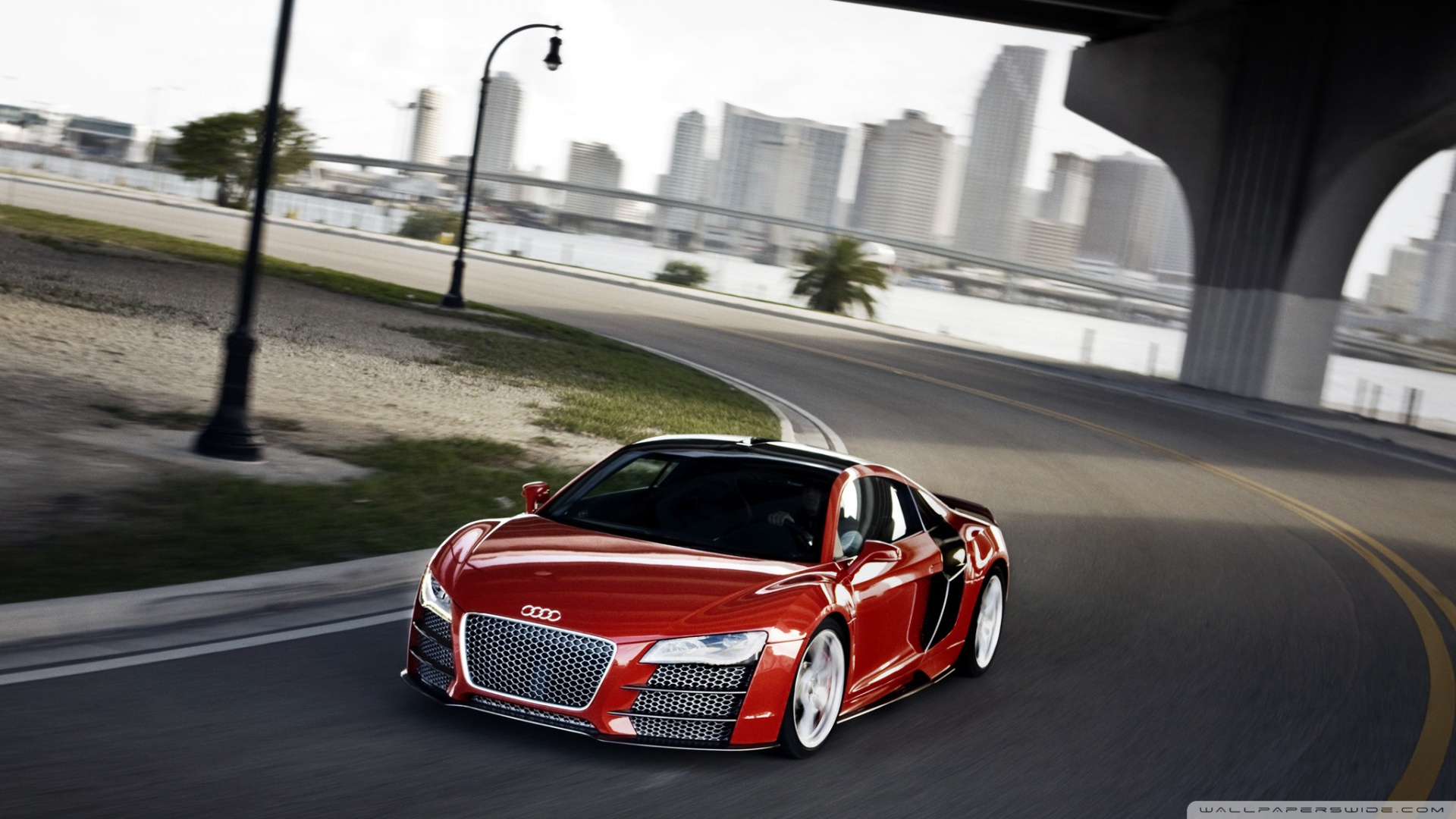 Audi R8 Tdi Le Mans Concept 1 Wallpaper 1920x1080 Audi R8 Tdi Le 1920x1080
