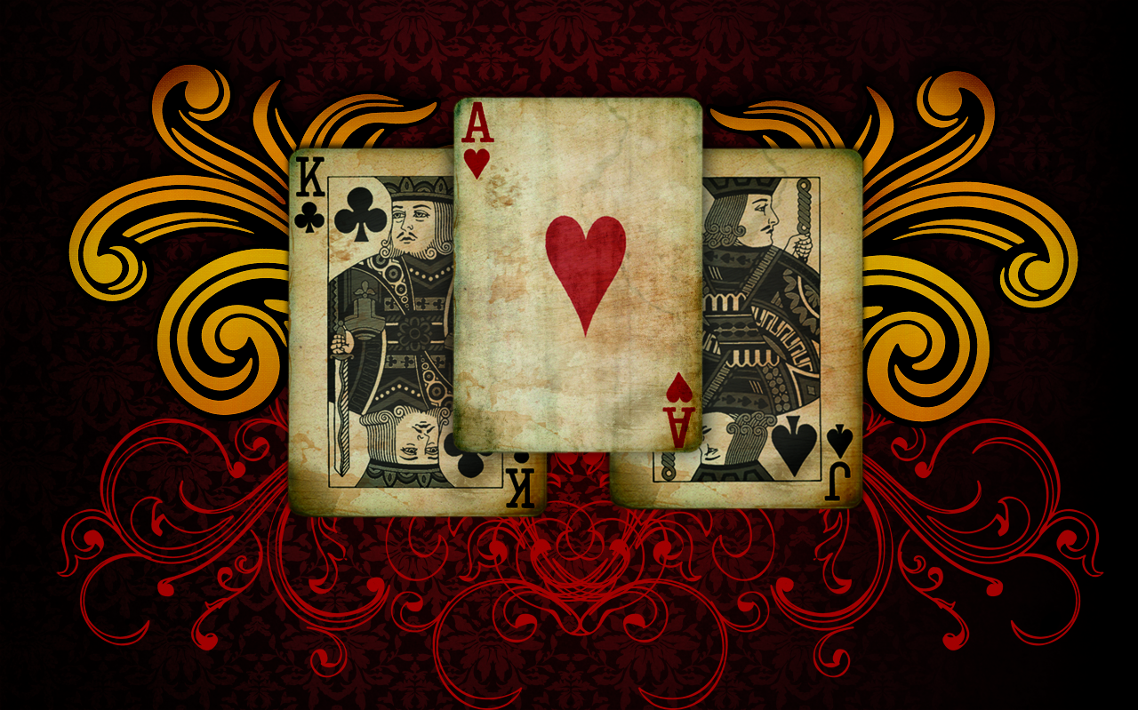 69 Playing Cards Wallpaper On Wallpapersafari