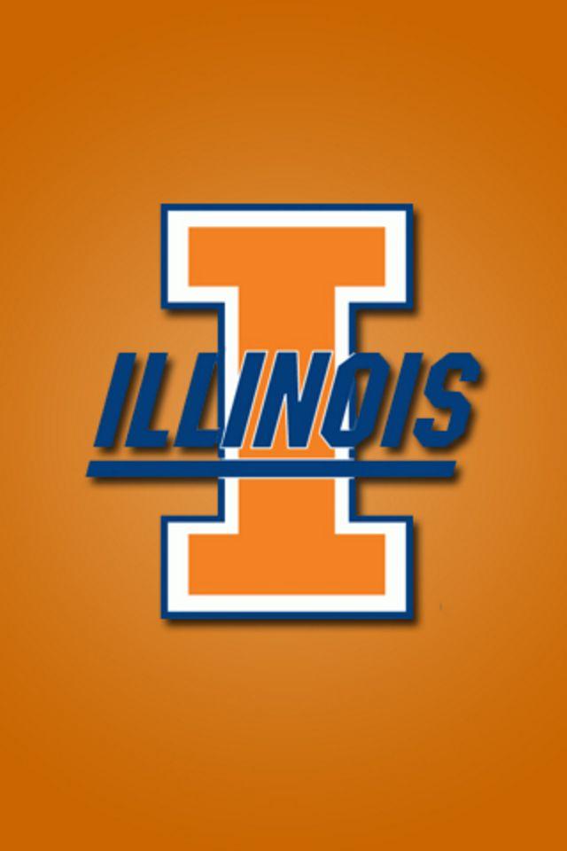 Illinois Fighting Illini Wallpaper 640x960