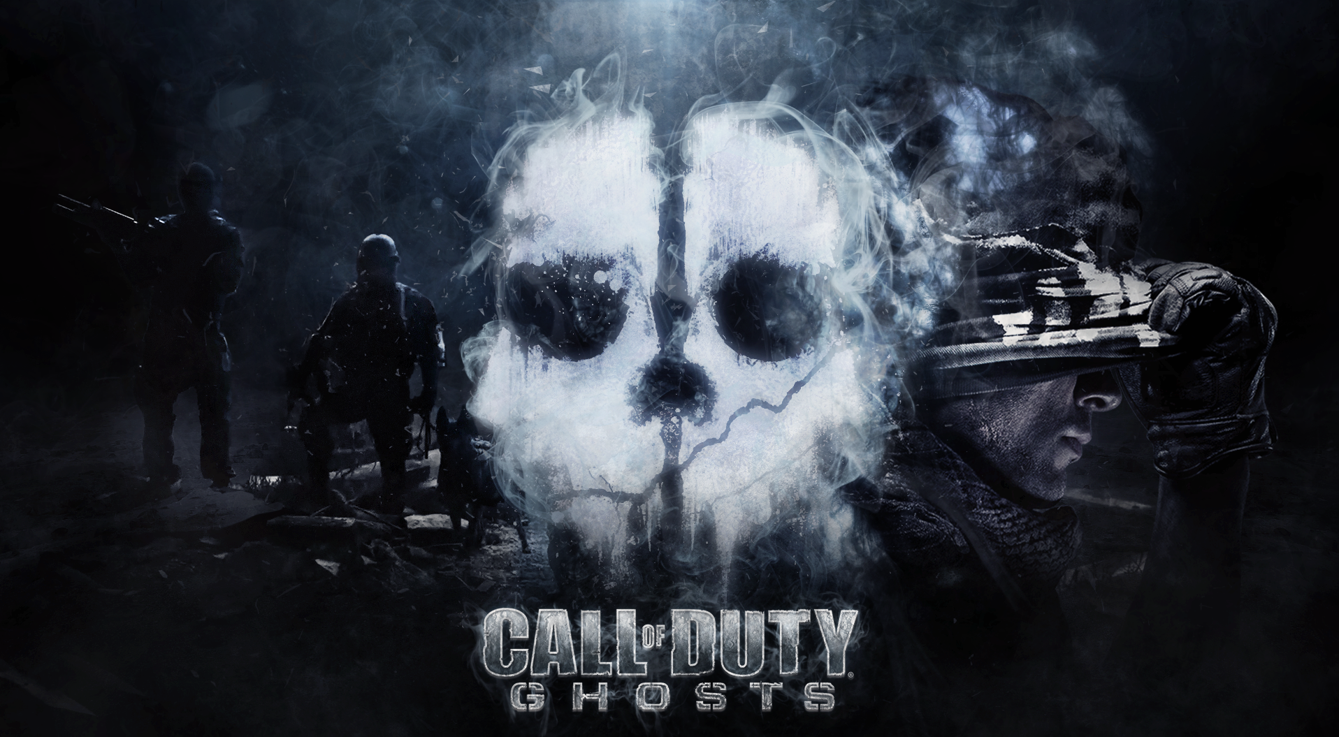 Call of Duty Ghost Wallpaper HD Download 1916x1055
