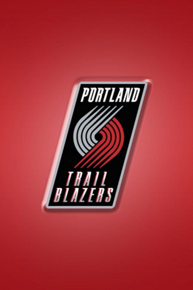 Portland Trail Blazers Wallpaper 640x960