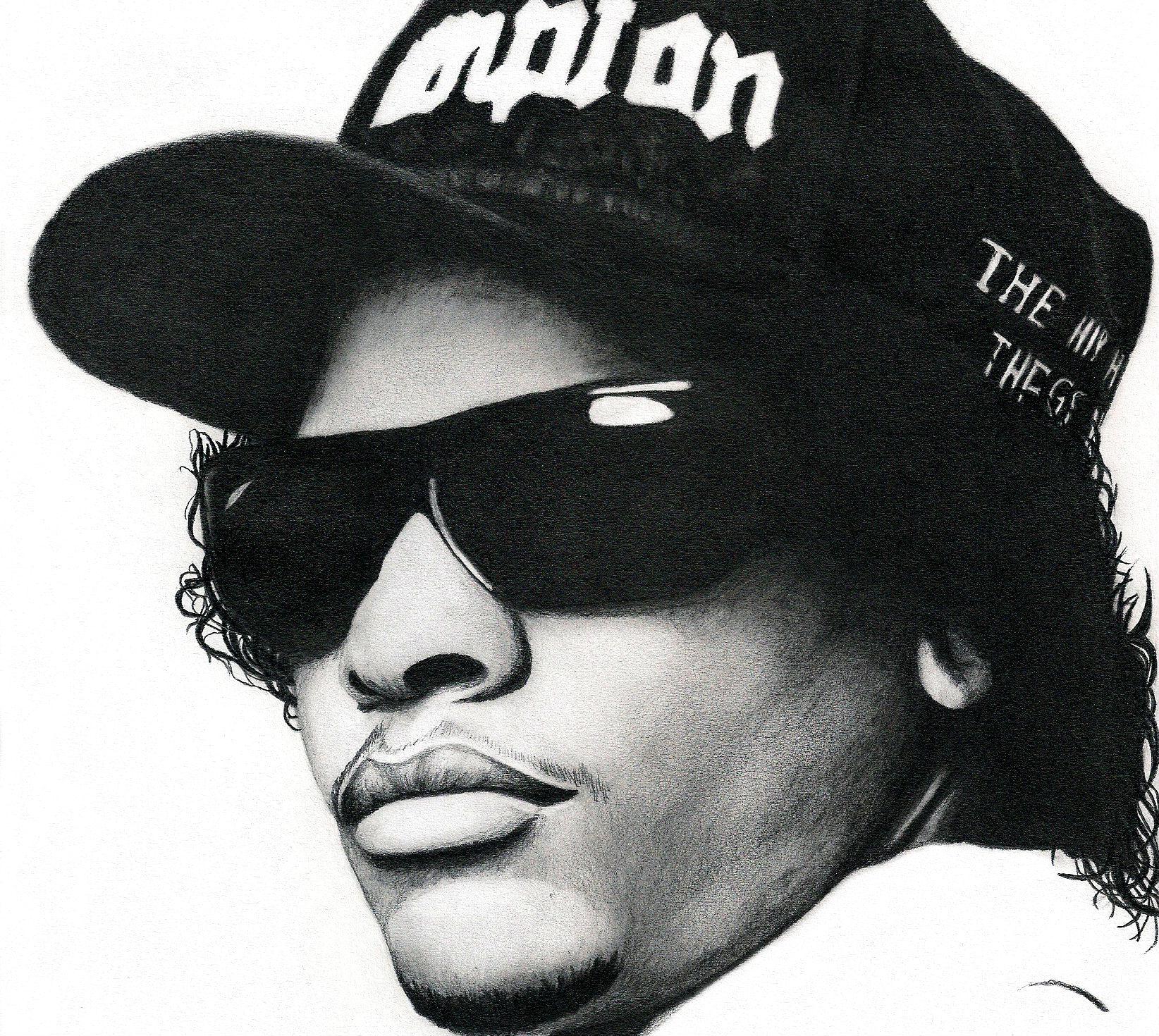 Eazy E nwa gangsta rapper rap hip hop eazy e sa wallpaper background 1644x1470