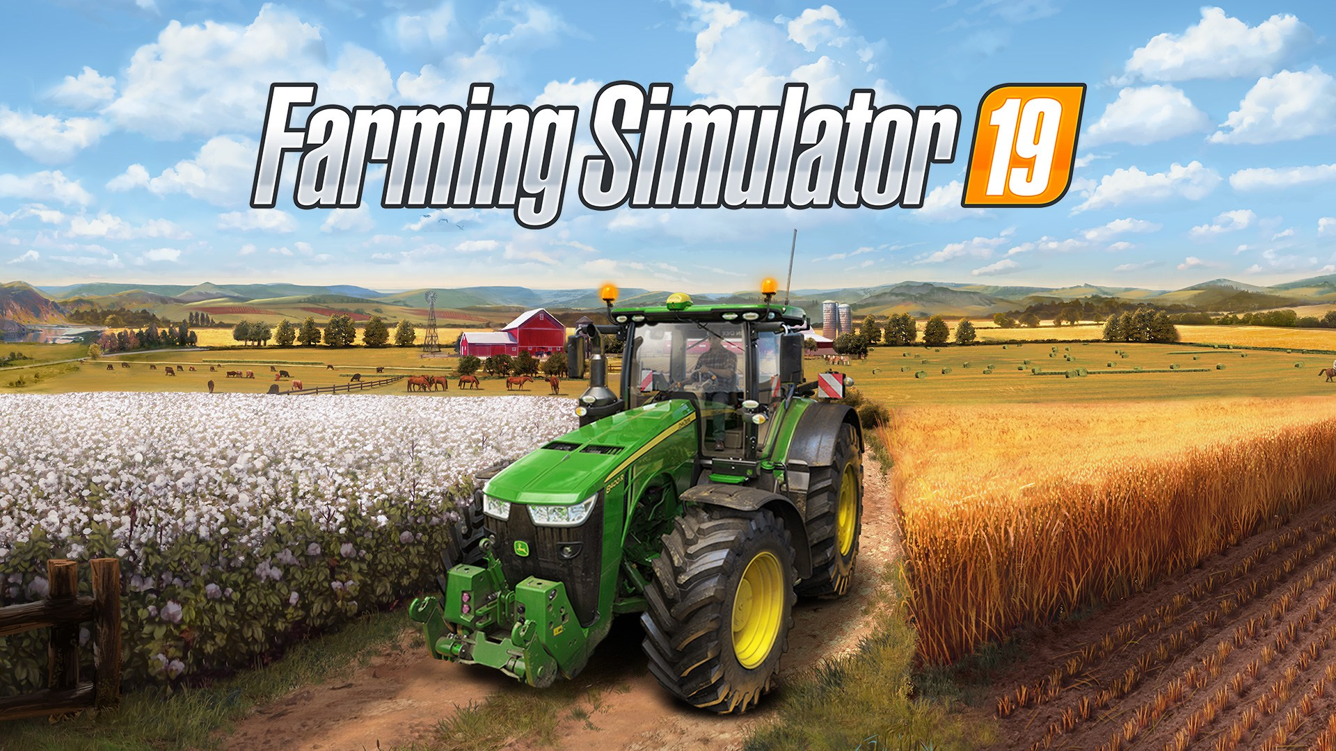 Farming Simulator 19 Wallpapers Backgrounds   Read games review 1920x1080