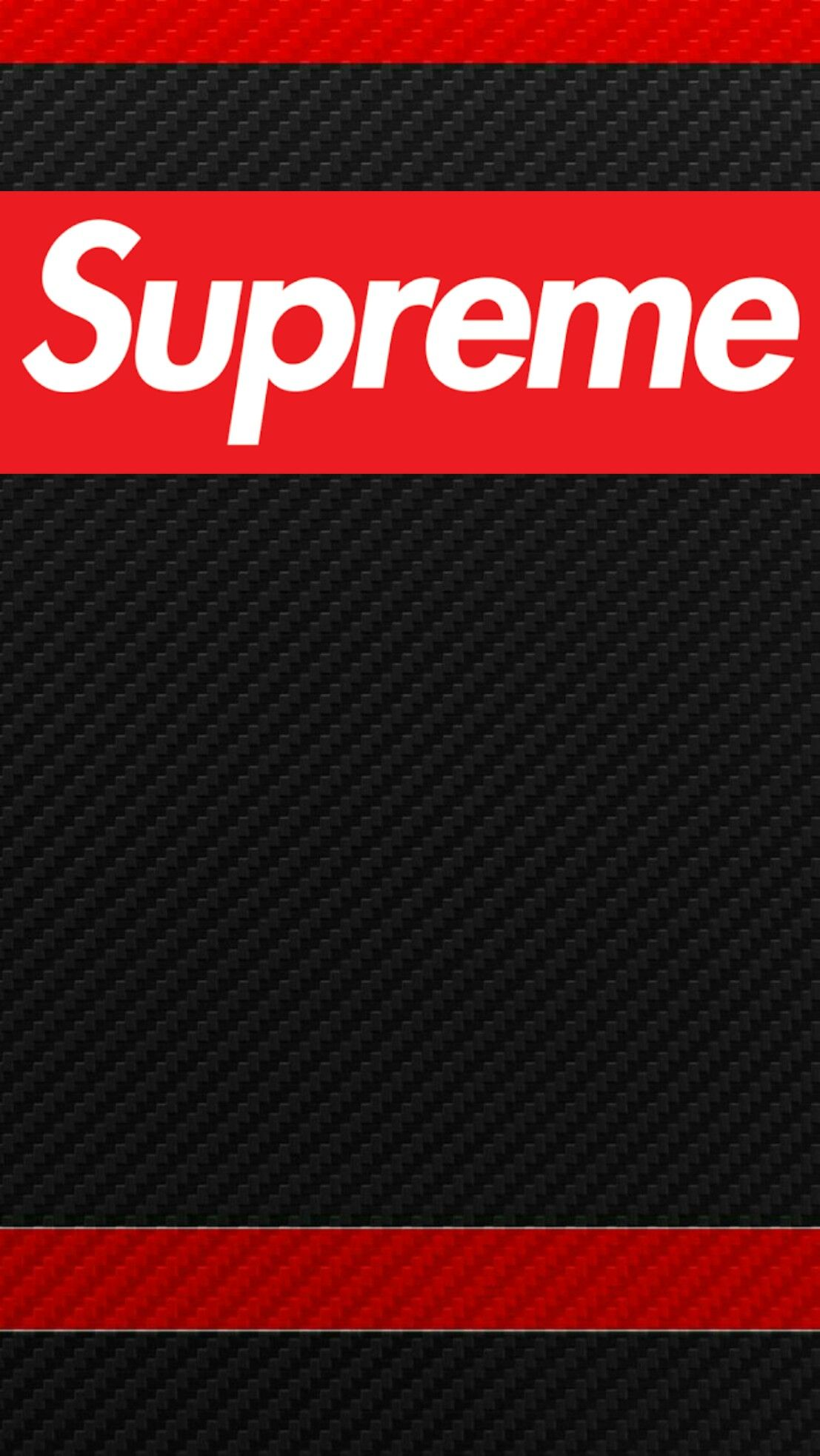 50 Supreme Black Wallpaper Iphone On Wallpapersafari