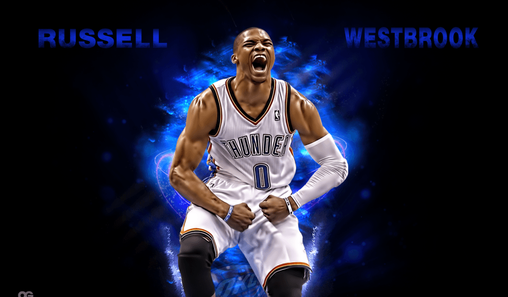 Kevin Durant And Russell Westbrook 2016 Wallpapers 1024x600