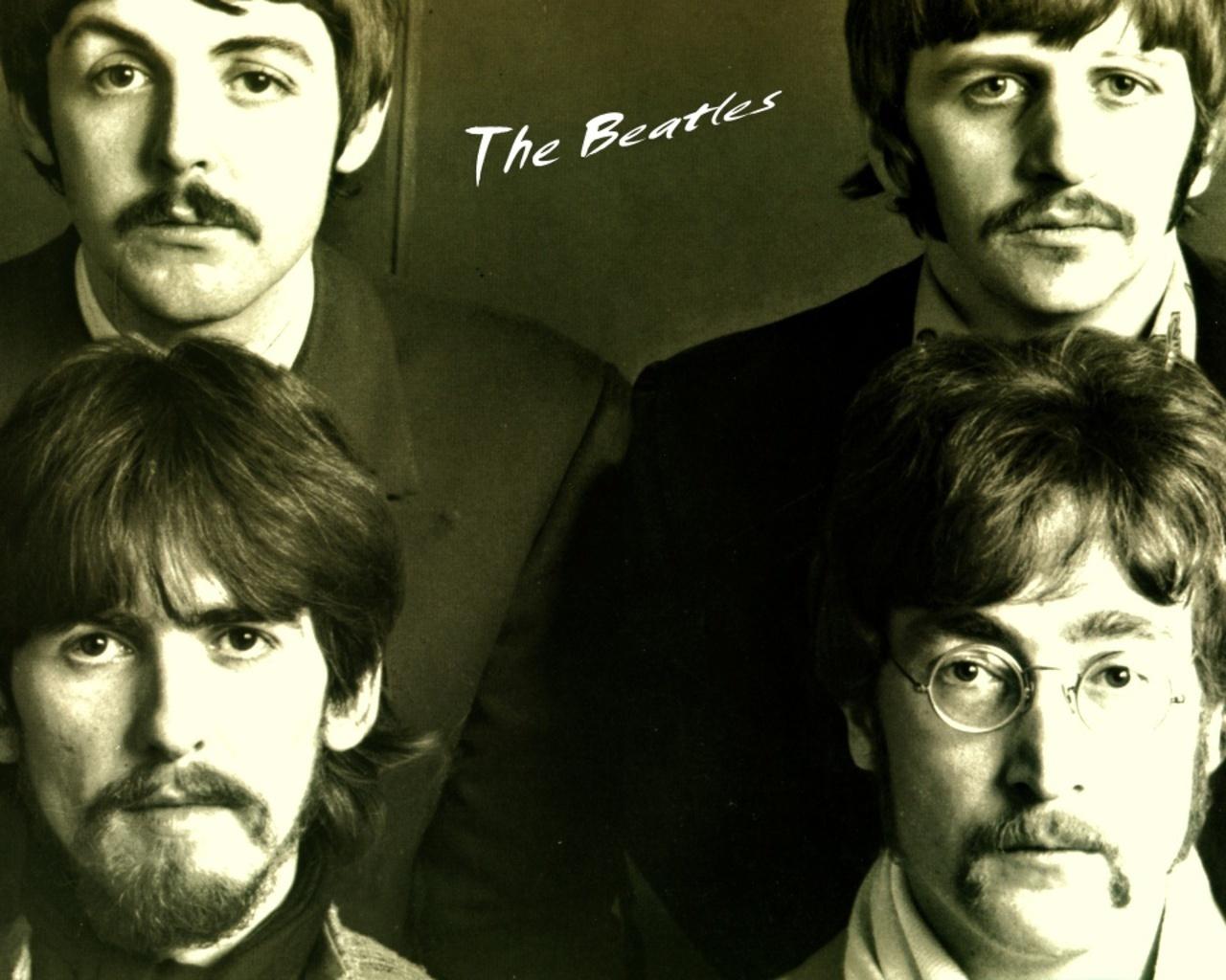 the Beatles Wallpaper   Classic Rock Wallpaper 20539039 1280x1024
